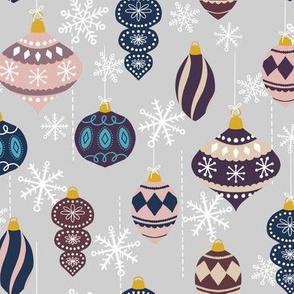Whimsical Christmas Balls