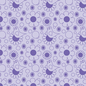 Birds_flowers_dots_purple_stock