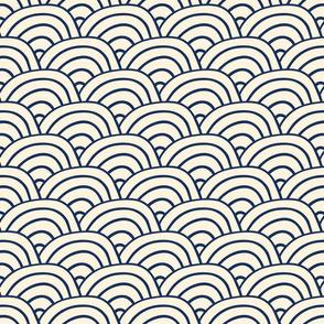 Japanese Ocean Waves