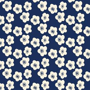 Japanese White Flowers