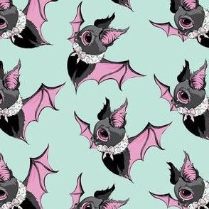 Batsy the Christmas Bat-Mint