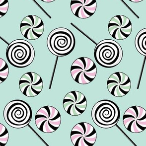 Burton's Candy- Mint