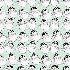 Spellbound Santa - Mint