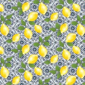 moroccan lemons