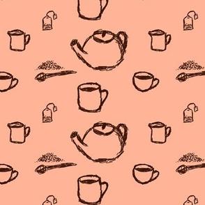 Sketchy Teatime