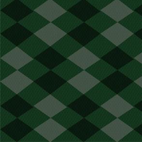 Geometric spring meadow