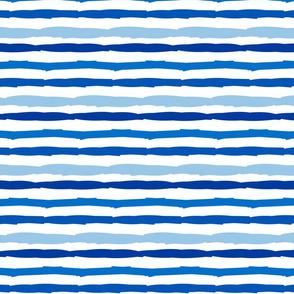 Little Paper Straws in Blue