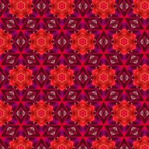 Jewel Tone Kaleidoscope