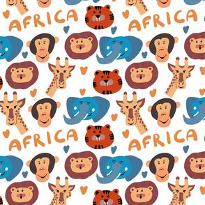 Hello Africa!