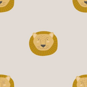 Cute Lion pattern