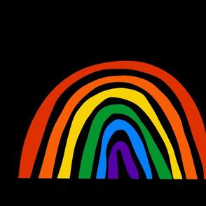 Black Rainbow (Extra Large)