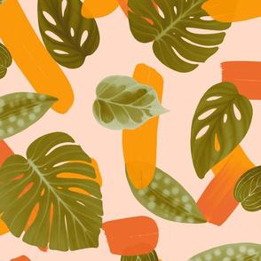 Houseplant pattern