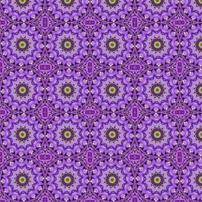 Lavender Pinwheels 1720