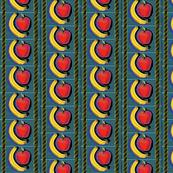 Apples and Bananas Dots