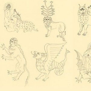 new medieval monsters