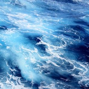 warm ocean
