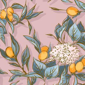 Kumquat Blush