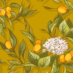 Kumquat Mustard