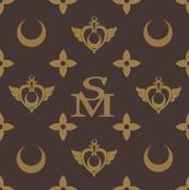 Designer Cresent Moon