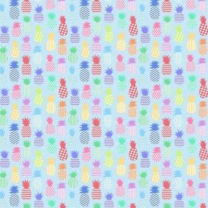 Pastel Pineapples - Custom