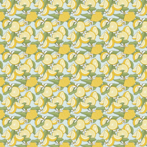 2019 LEMONS PATTERN 8 SMALL