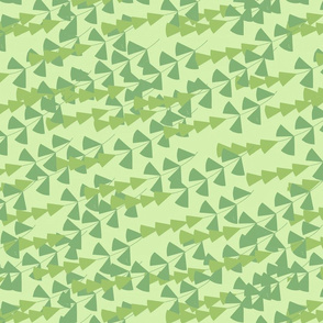 Leafy Greens (light green)
