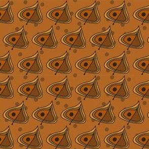 Angelo (orange dots)
