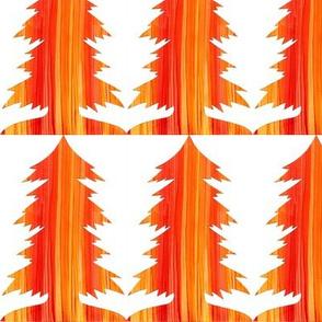 Tannenbaum (orange)