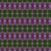 Purple and Black Pattern 2