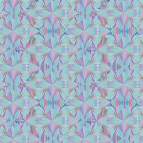 kaleidoscop blue