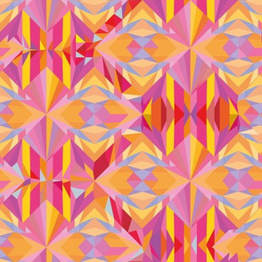 kaleidoscop red