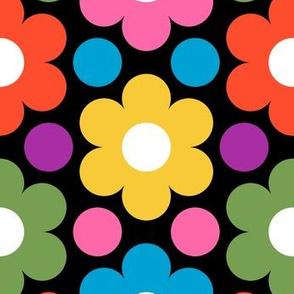 09474132 : © circle flowers : trendy1970s