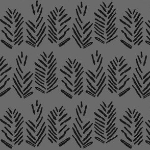 Grey Fern Spores