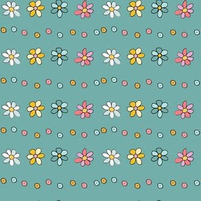 Daisy Chain (Blue)