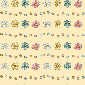 Daisy Chain (Yellow)