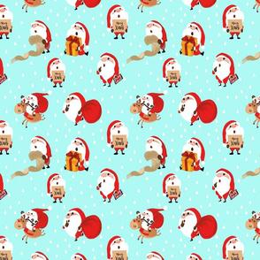 Merry Christmas from Santa