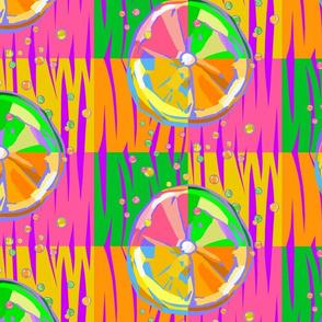 Pop Art Citrus Fizz 2
