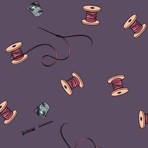 Stitch in Time: Plum Berry