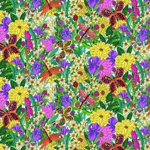 Whimsical Wild Garden-small