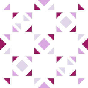 Geometric purple_pink_102