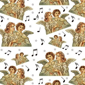 Vintage Angels Singing