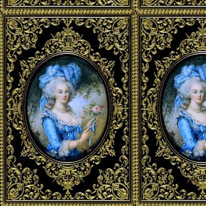 custom smaller Marie Antoinette french France Queen