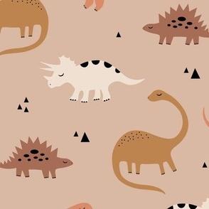Dino - brown
