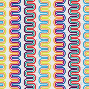 Rainbow Icing 1 by ArtfulFreddy