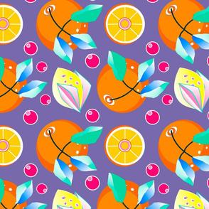 citrus pop purple