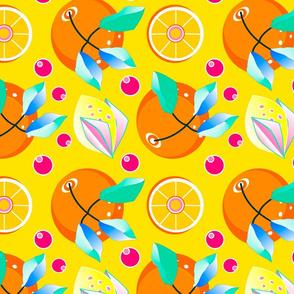 citrus pop yellow