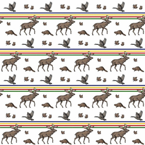 Canadiana sheets