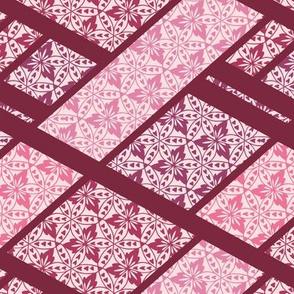 Chintz Quilt Pink
