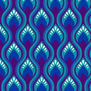 Groovy Peacock