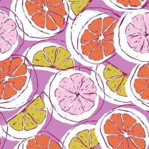 Funky citrus